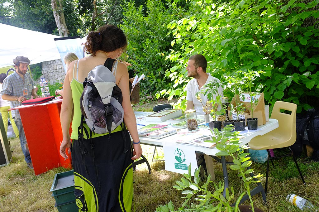 stand compagnons du vegetal festifastoche 2016