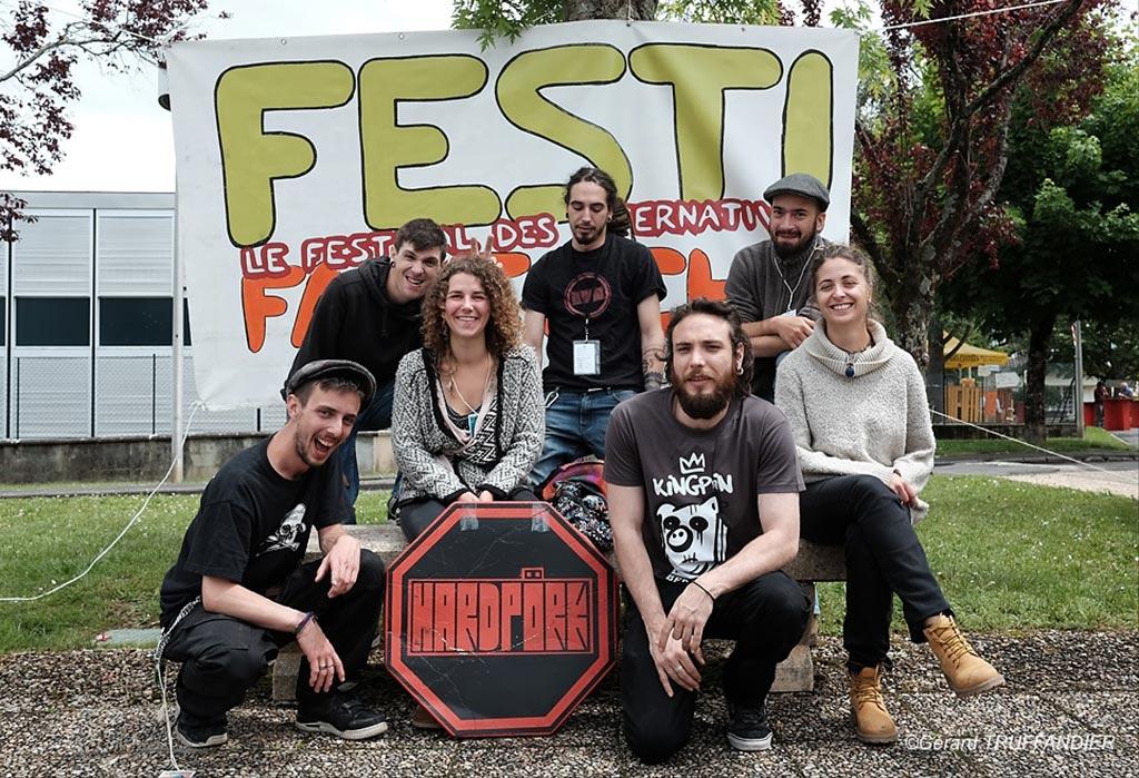 association hardpork festival festifastoche 2017